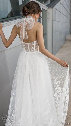 Noya by Riki Dalal Spring 2018 Wedding Dresses Lace Wedding Dress, Bridal Wedding Dresses, Cheap Wedding Dress, Dream Wedding Dresses, Bridal Style, Wedding Planning Inspiration, Perfect Bride, Tuxedo Dress, Fairy Dress