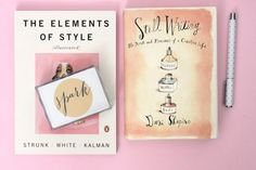 Tools for creative writing: Still Writing by Dani Shapiro, The Elements of Style & The Spark Deck (https://www.etsy.com/au/listing/150304278/spark-deck-creativity-cards-writing)