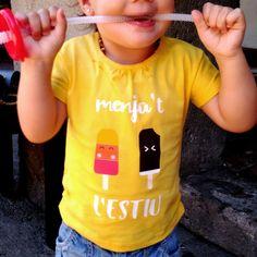 FushuFana: Camiseta con helados / Ice-cream T-Shirt
