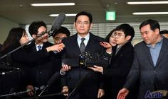 Samsung scion summoned again over corruption scandal