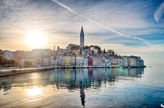 Rovinj, Croatia by VVCephei, via Flickr