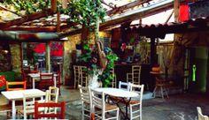 αίθρια Thessaloniki, Fair Grounds, Patio, Outdoor Decor, Home Decor, Decoration Home, Room Decor, Home Interior Design, Home Decoration