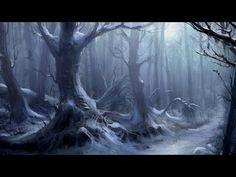 1 Hour of Dark Winter Music & Gothic Music - YouTube