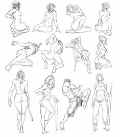 Warming up #figures #drawing #model #art #basics