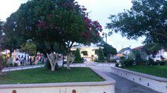 Parque principal de #VegaDeAlatorre, #Veracruz,  #México