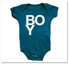 boy onesie