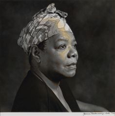 Gather together in my name: Maya Angelou's art hits eBay – in pictures