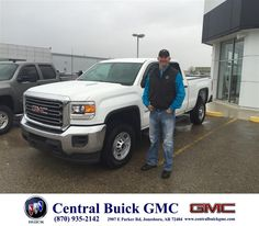 https://flic.kr/p/Cij8e8 | Happy Anniversary to Len on your #GMC #Sierra 2500HD from Justin Duckert at Central Buick GMC! | deliverymaxx.com/DealerReviews.aspx?DealerCode=GHWO