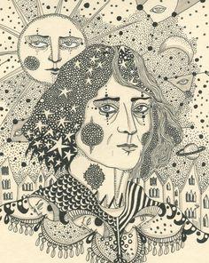 Copernicus by Daria Hlazatova