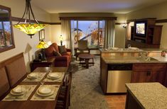 It doesn't get more luxe during a Disney vacation then to make the Disney Grand Californian Villas your new home!