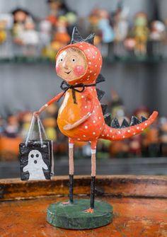 Dinky Dinosaur by Lori Mitchell - Wooden Duck Shop