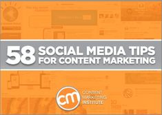 Content Marketing Institute<title>58 Social Media Ideas for eBook Content Marketing