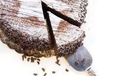 إبتعدي عن مضار الطحين! حضري كيك الشوكولا من دون طحين!  #yawmiyati #مطبخ_يومياتي  #kitchen #مطبخ   @breadonbutter_