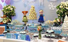 Festa Frozen - 15 - Auguri Festas