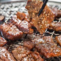 Galbi (Korean BBQ!) <3