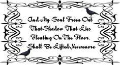 Edgar Allan Poe The Raven Tatt by DarkIrishLove52489.deviantart.com on @deviantART