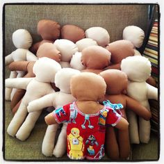 Me Fine Foundation has an ongoing project to sew medical play dolls for Duke Pediatric Hematology Oncology Department. Learn more about how you can get involved here: http://www.mefinefoundation.org/…/cance…/medical-play-dolls/ #mefine