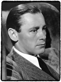 Herber Marshall - He overcame the loss of a leg during the Great War (World War I), where he served in the London Scottish Regiment with fellow actors Basil Rathbone, Ronald Colman, and Claude Rains to enjoy a long career.