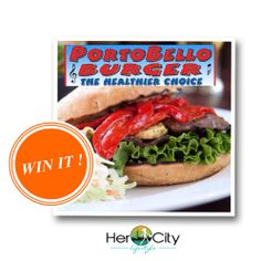 "Hit the ""LIKE"" Button if you can't wait for the weekend! All likes will automatically be entered to win a free The Portobello Burger at the. Act Fast, Enter To Win, Thursday, Toronto, Button, Lifestyle, Healthy, Ethnic Recipes"