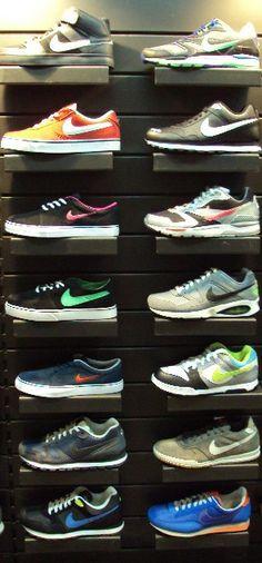 Calzado Nike Colección 2013.