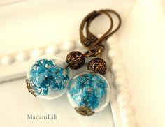 Bloemen sieraden - Happy Summer - een stukje natuur - Een uniek product van madamlili op DaWanda