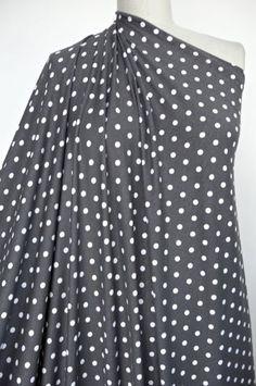 Marcy Tilton - Knit Fabrics - Clarissa Dots Knit