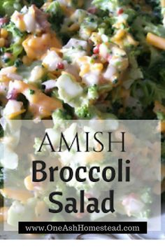 amish broccoli b