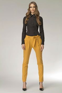 35 meilleures images du tableau Pantalon carotte   Beautiful clothes ... 1f4e1320684