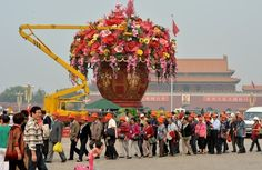 The Biggest Flower Pot You'll Ever See