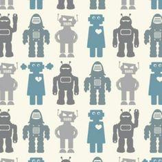 robot wallpaper!