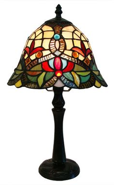 Tiffany lamp wholesaler, high quality and contemporary stained glass lamps, lighting fixture and gifts. Tiffany Style Table Lamps, Tiffany Lamps, Fine Art Lighting, Stained Glass Lamps, Household Items, Floor Lamp, Light Fixtures, Contemporary, Inspiration