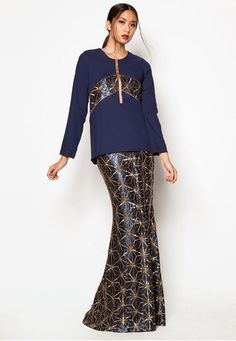 ArtDeco Arabella Baju Kurung♥ Muslimah fashion & hijab style