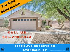 Beautiful home for sale in Avondale, AZ #phoenix #arizona