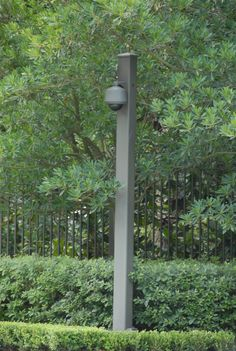 121 best commercial lighting images on pinterest city security camera mounted on commercial lighting pole aloadofball Images