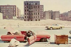 View E of St. Ann's Ave. Between 141st St. & St. Mary's St. (1977)