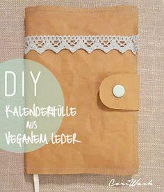 DIY - Kalenderhülle aus SnapPap