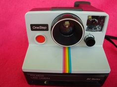 Retro Polaroid One Step Camera 70s 80s Party by TaborsTreasures, $39.99