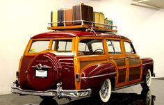 The Flying Tortoise: Don't You Wish You Were Wandering In A Wonderful Wooden Home On Wheels...