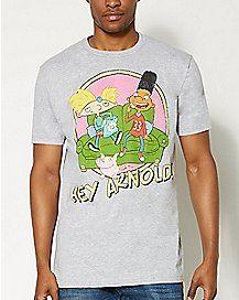 Arnold & Gerald Hey Arnold T shirt
