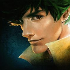 Cowboy Bebop: Spike Spiegel. Realism. by ~Shilesque on deviantART