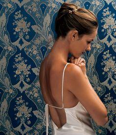 Brides: Elegant, Classic Wedding Updo