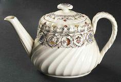 Spode FLORENCE Tea Pot 679672 | eBay