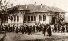 Türkiye Büyük Millet Meclisi'nin (TBMM) İlk açılması