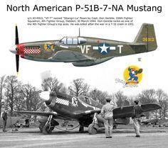 P-51B-7-NA Mustang