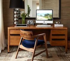 10 Must Haves for an Organized Home Office - Essentials