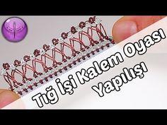 KALEM İLE MİL OYASI YAPILIŞI | Nazarca.com
