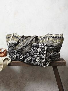 Cleobella for Free People Mayala Tote at Free People Clothing Boutique
