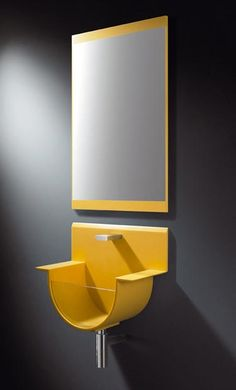 fashionable corian sinks from lagares