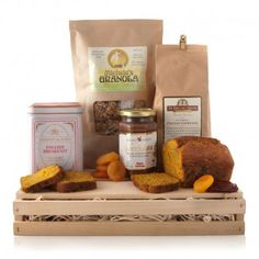 Perfect for brunch in a crunch, the Di Bruno Bros. Gourmet Brunch Crate is certain to be hit with all proponents of the midday meal to end all meals.