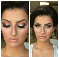 Makeup by araxjann and hair by Artak